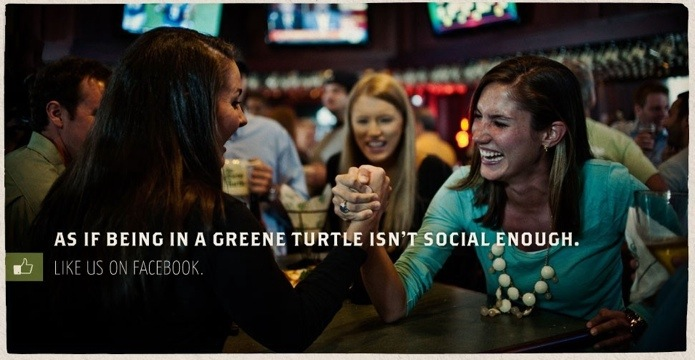 20120726 165731 New Work: Greene Turtle commercials